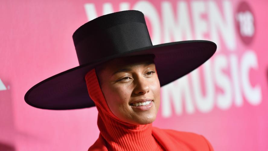 Alicia Keys va présenter la cérémonie des Grammy Awards