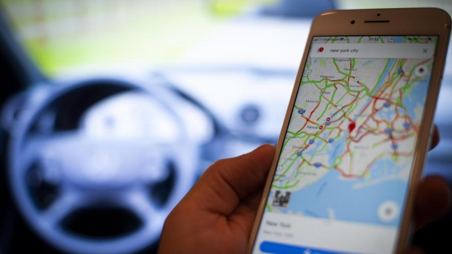 Les limitations de vitesse bientôt de la partie — Google Maps