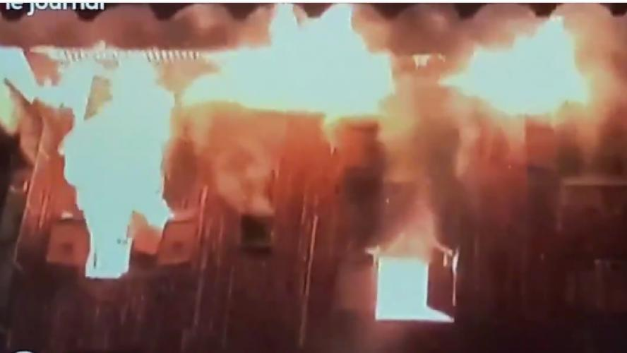 Un incendie ravage l'hébergement de saisonniers à Courchevel: deux morts