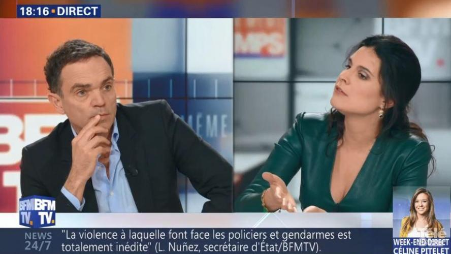 VIDEO Quand Yann Moix se compare à la femme d'Emmanuel Macron