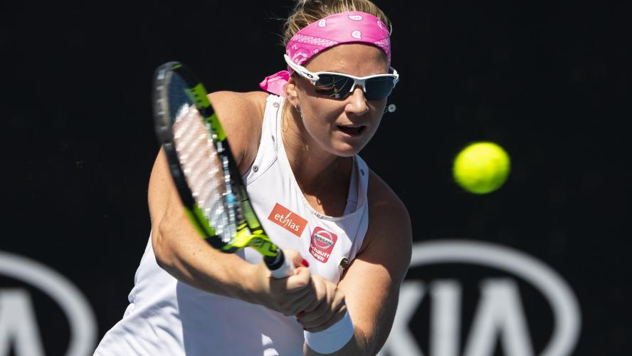 WTA Saint-Petersbourg: Bonaventure intègre le tableau final