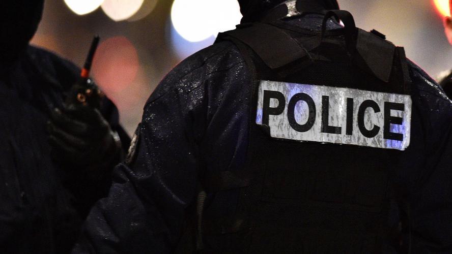 Un attentat contre les forces de l'ordre déjoué, quatre personnes interpellées