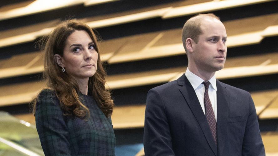 Apparition remarquée sur le tapis rouge des BAFTA — Kate Middleton