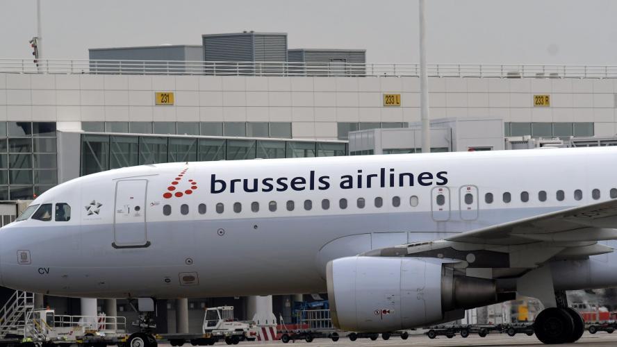 Brussels Airlines annule finalement tous ses vols le 13 février en raison de la grève générale