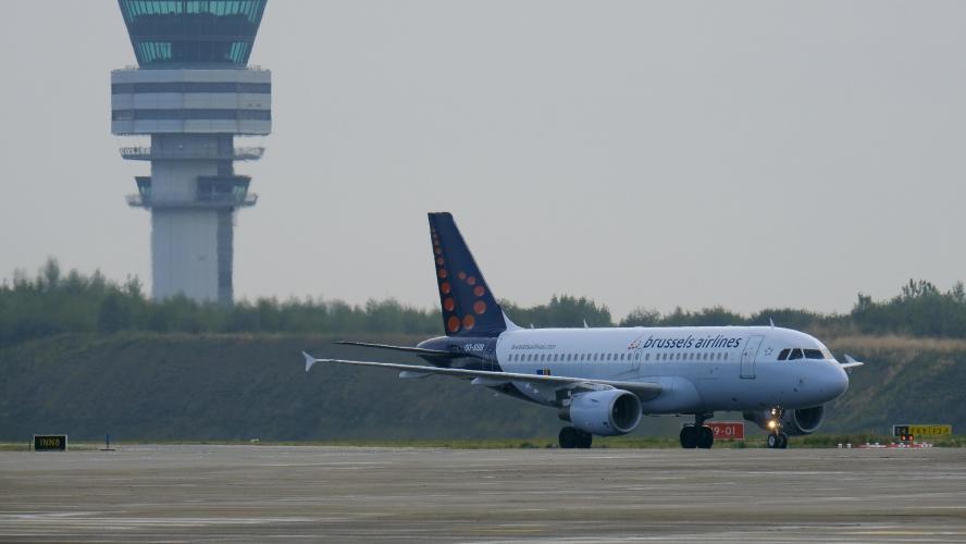 En prévision d'une grève nationale, Brussels Airlines annule tous ses vols