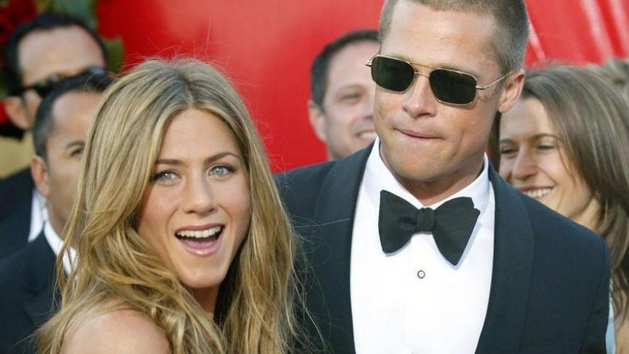 Los Angeles: Brad Pitt débarque à l'anniversaire de Jennifer Aniston
