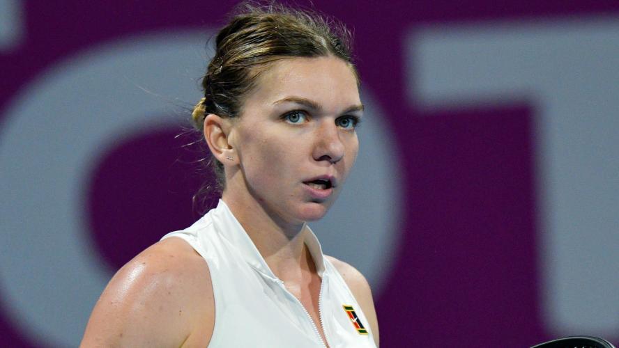 Halep renverse Svitolina et se qualifie pour la finale — Open du Qatar