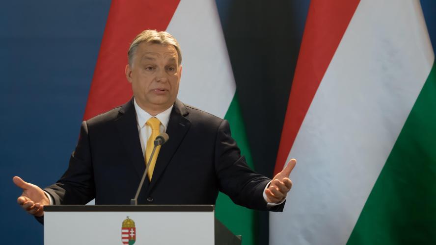 Viktor Orbán visé par une procédure d'exclusion du PPE