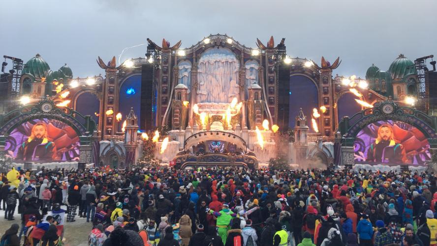 Suivez en direct Tomorrowland Winter à l'Alpe d'Huez (vidéo)
