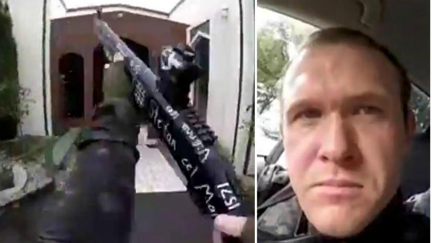 Brenton Tarrant Video Image: Massacre Dans Des Mosquées En Nouvelle-Zélande: L'auteur
