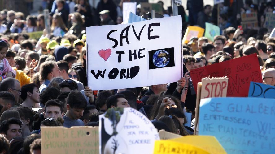Pour sauver le climat, place aux