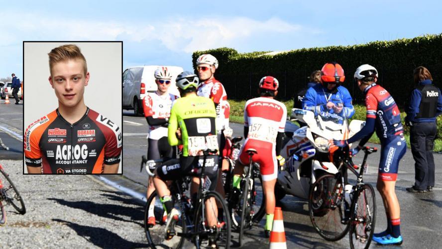Le jeune cycliste n'avait que 19 ans.
