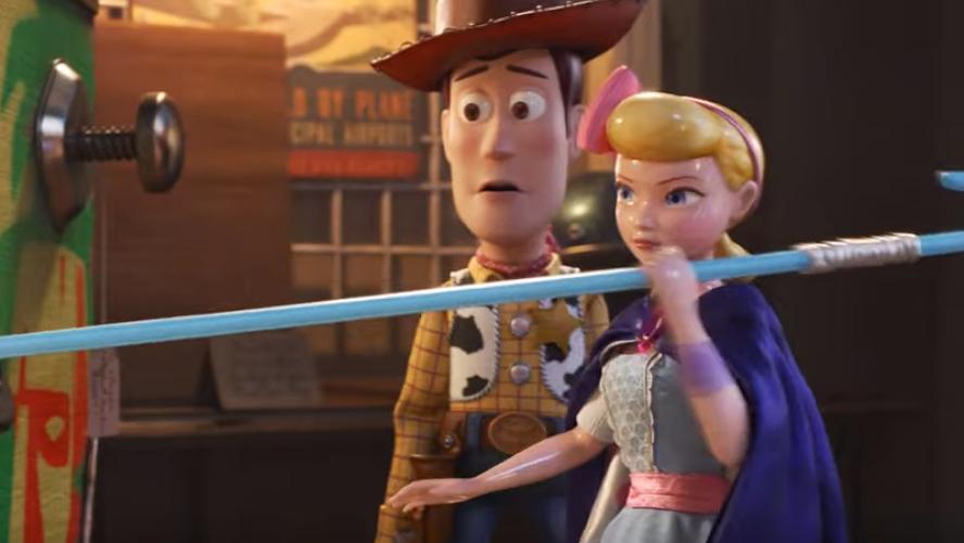 Voyez la nouvelle bande-annonce de Toy Story 4