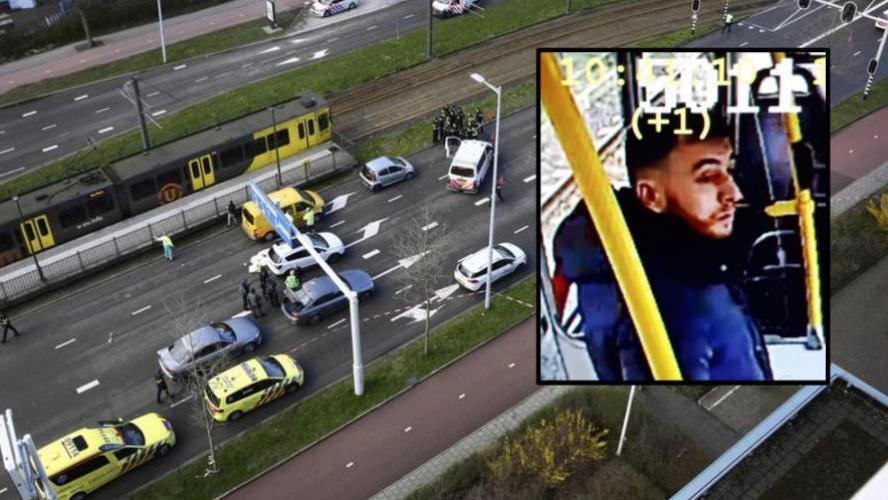 Le tireur avoue ses crimes et dit avoir agi seul — Fusillade d'Utrecht