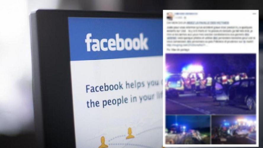 Prudence si vous voyez cette publication sur Facebook: ne cliquez surtout pas, il s'agit d'une arnaque! (photos)