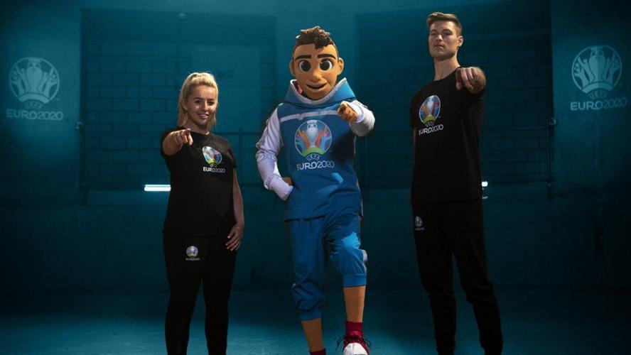 La Mascotte de l'Euro 2020 dévoilée