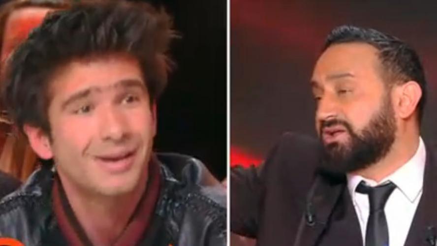 Cyril Hanouna va interviewer Jean-Marie Le Pen