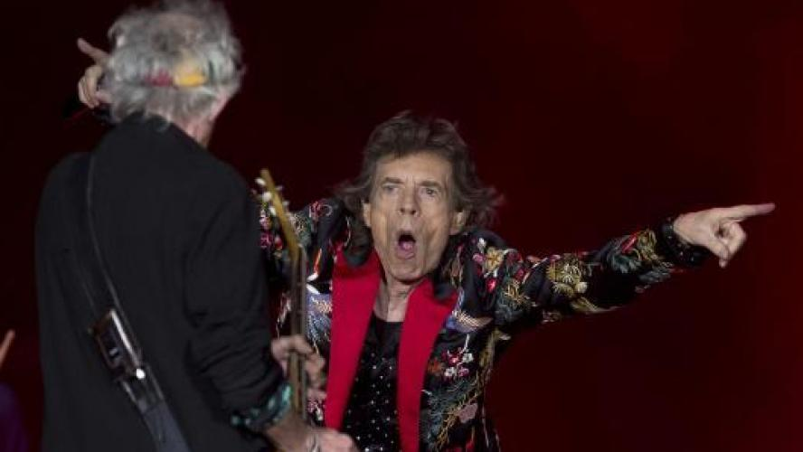 Mick Jagger est malade — The Rolling Stones