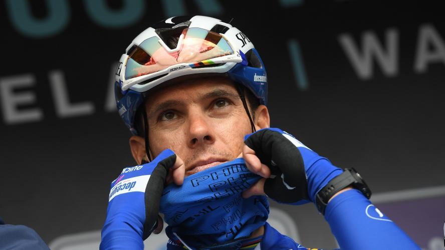 Tour des Flandres : Un temps incertain, Gilbert confirme sa participation