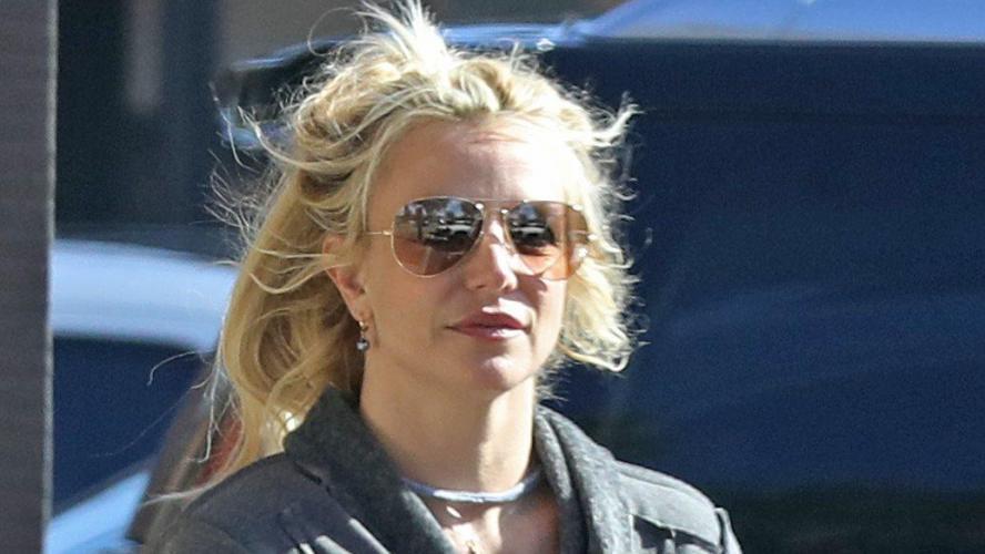 Britney Spears vient d'être admise en hôpital psychiatrique (vidéo)