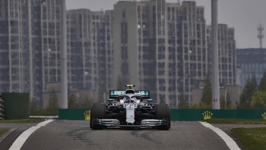 F1: bientôt un deuxième Grand Prix en Chine?