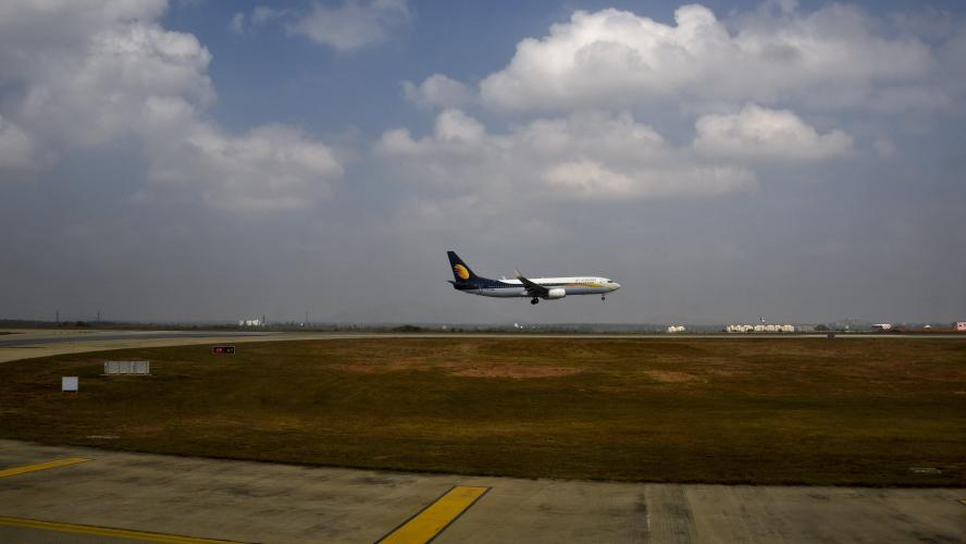 Jet Airways ne volera plus