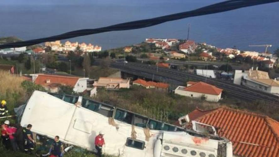 Accident de bus au Portugal: des Allemands parmi les victimes