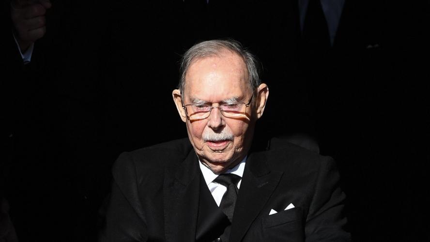 Décès du Grand-Duc Jean de Luxembourg à l'âge de 98 ans