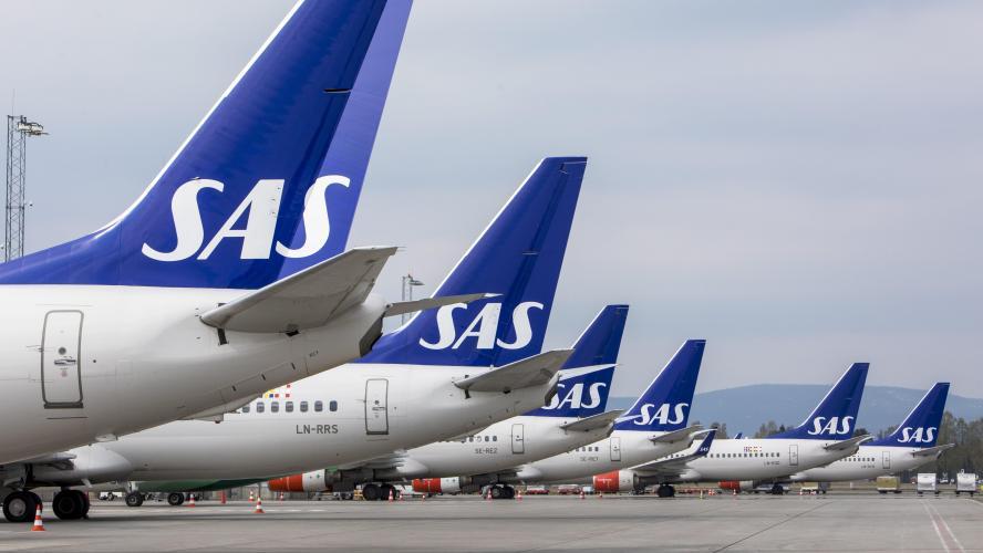110'000 passagers immobilisés — Grève des pilotes