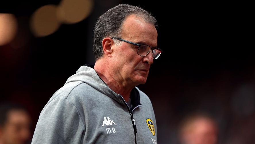 L'incroyable geste de fair-play de Marcelo Bielsa contre Aston Villa — Leeds