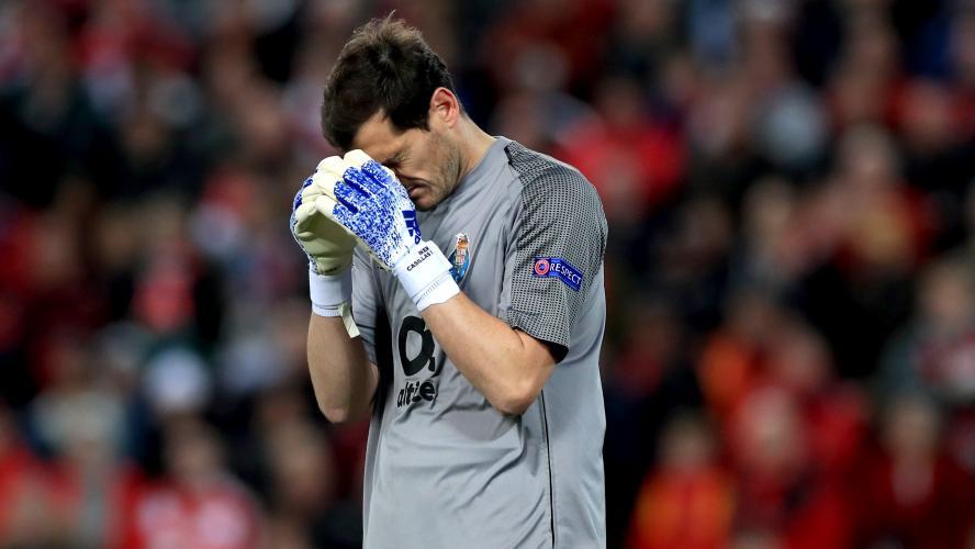 FC Porto : Casillas opéré d'urgence pour un problème au cœur