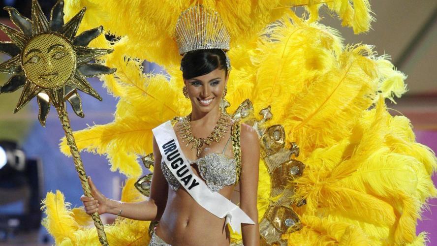 Incroyable - Miss Uruguay 2006 retrouvée morte pendue dans sa chambre d'hôtel