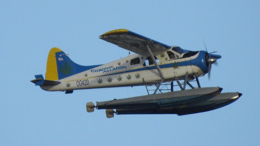 USA : Collision de deux avions en plein ciel au dessus de l'Alaska