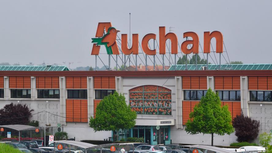 Auchan vend la quasi-totalité de ses magasins en Italie
