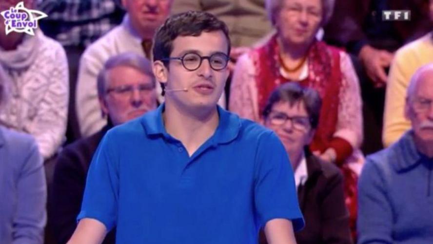 Paul atteint du syndrome d'Asperger a décelé une grosse erreur faite par Les 12 coups de midi Jean Luc Reichmann n'en revient pas
