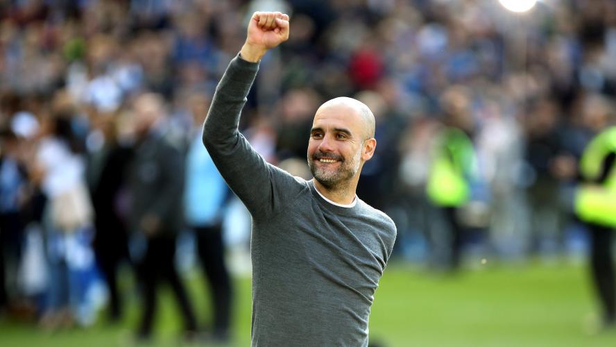 Pep Guardiola jusqu'en 2024 avec un salaire record — Manchester City