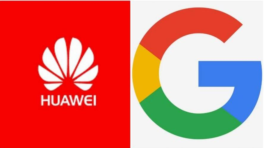Google lâche le fabricant chinois Huawei