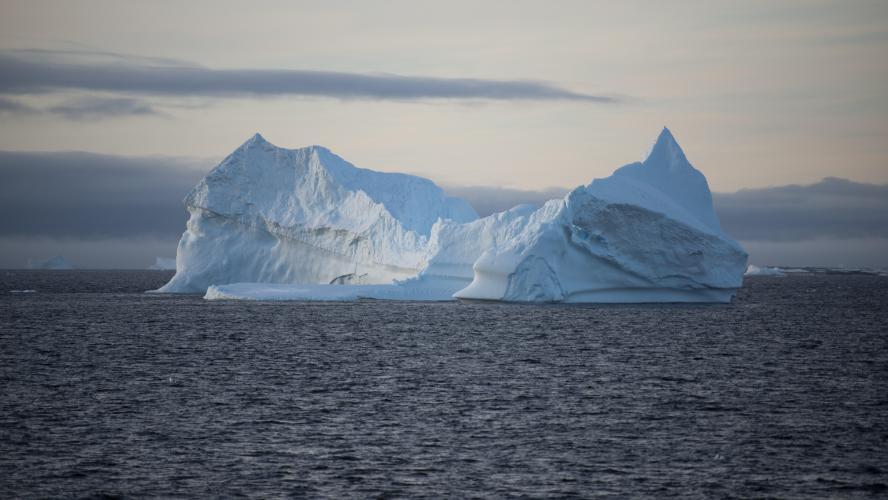 Les océans pourraient monter de 2 mètres d'ici 2100 — Réchauffement climatique