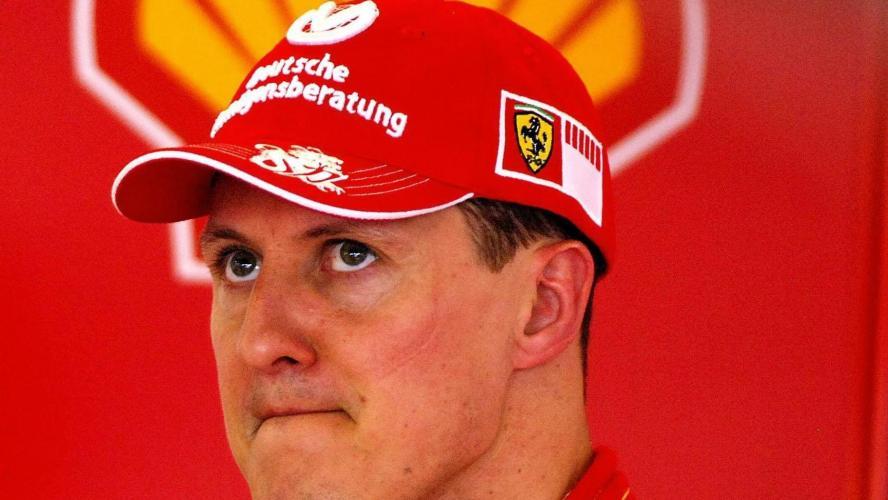 Sa femme adresse un message énigmatique aux fans — Michael Schumacher