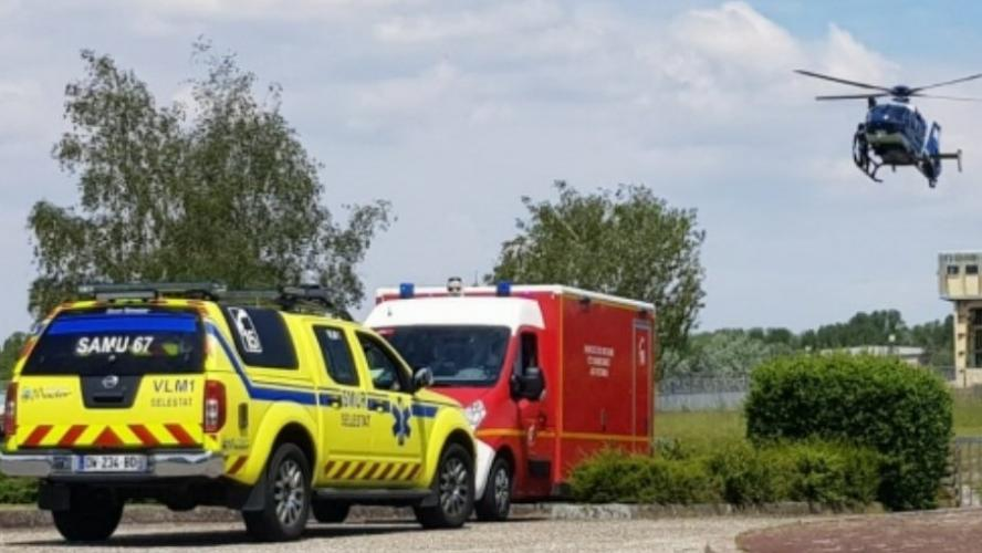 Chavirage mortel sur le Rhin, une fillette recherchée — Gerstheim