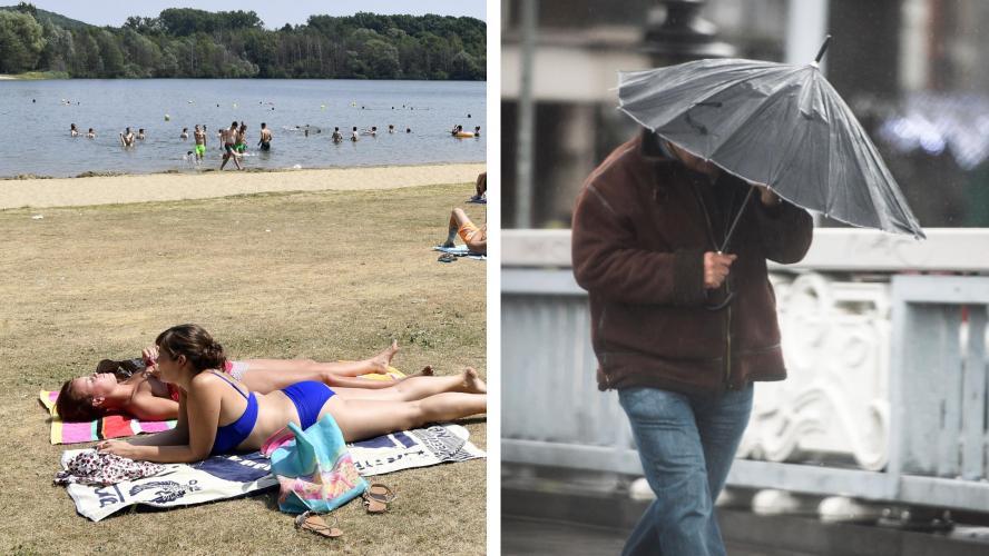 """Résultat de recherche d'images pour """"pluie sudpresse"""""""