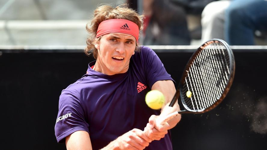 Zverev se sort du piège Lajovic - Roland Garros
