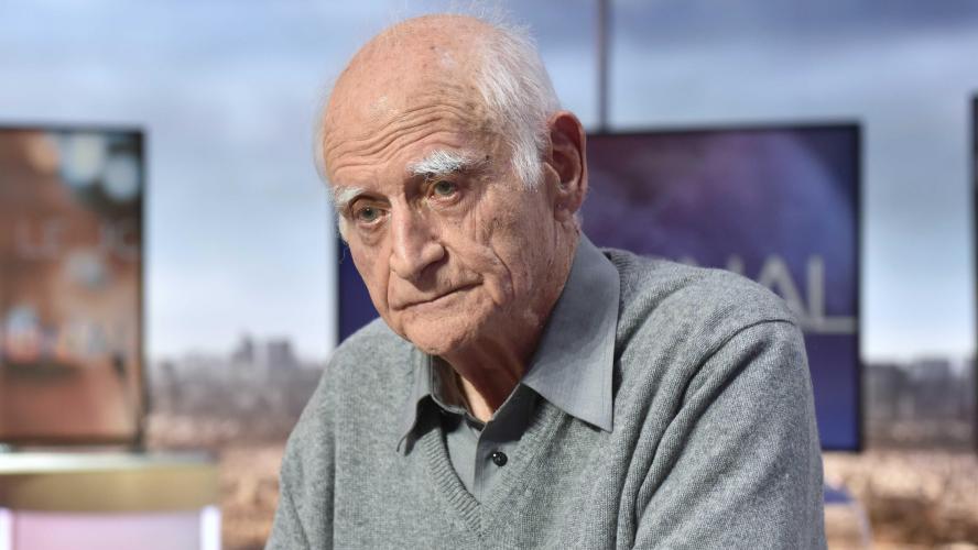 Le philosophe Michel Serres est mort à l'âge de 88 ans