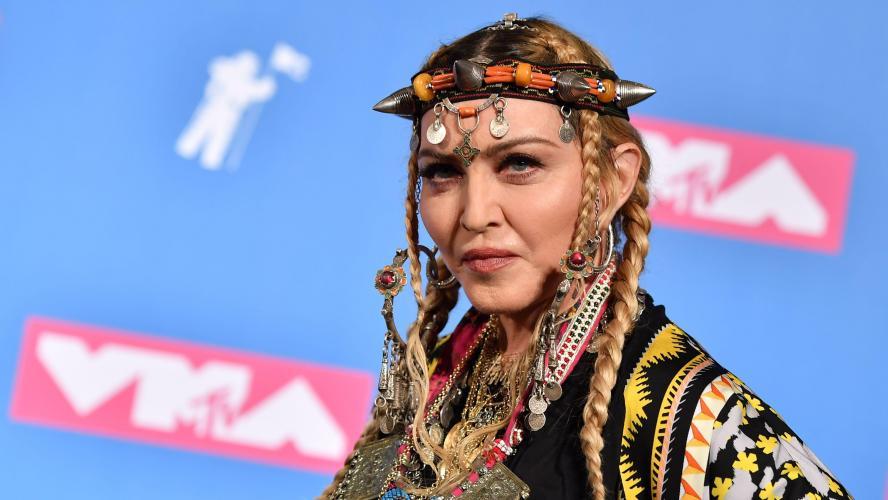 Madonna se sent «violée» par un portrait du New York Times