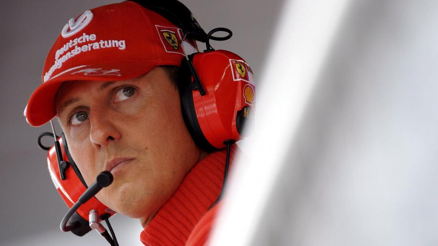 Des photos volées vendues à prix d'or bientôt dévoilées — Michael Schumacher