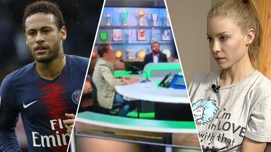 Riolo et Rothen suspendus par RMC Sport