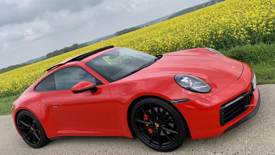 583a93adc1 On a testé la nouvelle Porsche 911: la «8e merveille du monde»