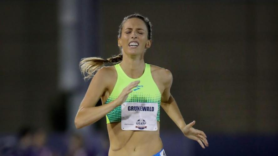 L'ex-athlète américaine Gabriele Grunewald décède à 32 ans