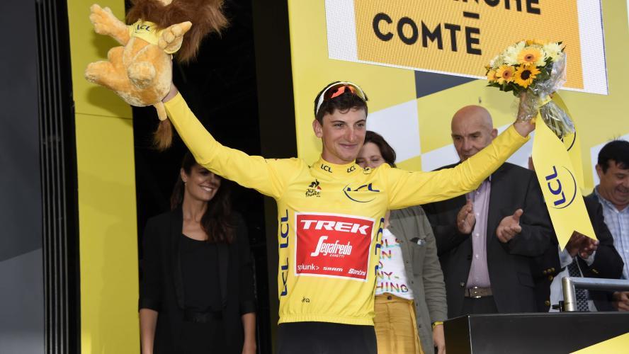Départ pour la plus longue étape — Tour de France
