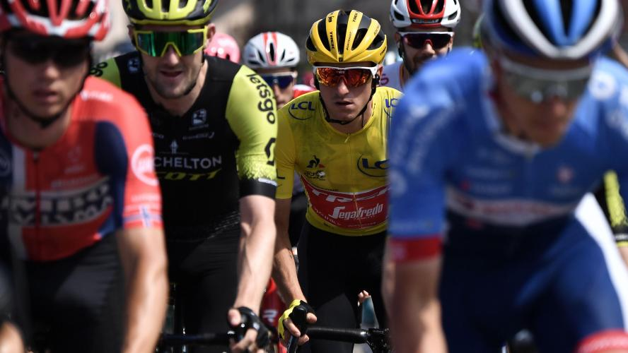 Tour de France: deux coureurs français forment l'échappée du jour (direct)